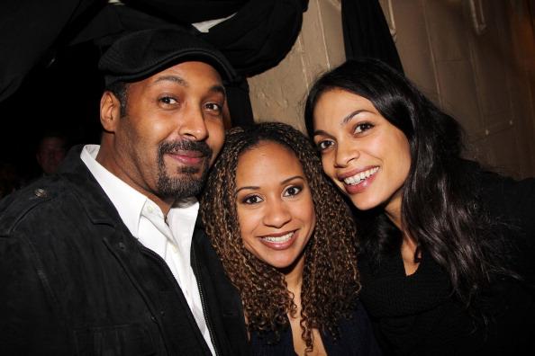 "Broadway's ""Stick Fly"" Talkback With Alicia Keys & LaLa Vazquez - January 7, 2012"